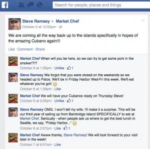 Market Chef - Friday Harbor, WA - RelyLocal